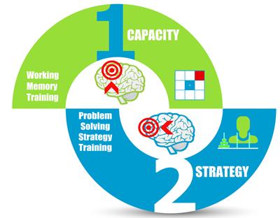 Strategy-Capacity IQ Training